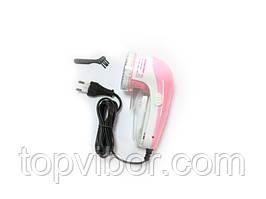 🔝 Машинка для снятия катышков, SONAX PRO SN-9100, розовая, для удаления катышков | 🎁%🚚