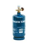 Газовый баллон GZWM Camping cylinder 1.2 л. (BT-05)