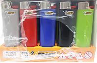 Зажигалка BIC maxi 50шт/уп цветной, фото 1