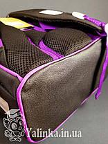 Рюкзак школьный каркасный GoPack 5001-2 GO19-5001S-2 ранец  рюкзак школьный hfytw ranec, фото 2