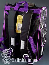 Рюкзак школьный каркасный GoPack 5001-2 GO19-5001S-2 ранец  рюкзак школьный hfytw ranec, фото 3