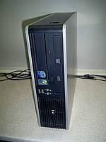 Системный блок, компьютер HP Compaq 7900 SFF/ 2 ядра /DDR 2/RAM 2GB/ Видеоадаптер Intel(R) Q45/ INT VIDEO Б/У