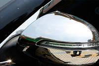 Накладки на зеркала для Kia Sportage, Киа Спортейдж 2010