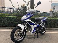 Мотоцикл SPARK SP125С-4WQ, скутер 125 куб.см., фото 1