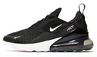 "Кроссовки Nike Air Max 270 ""Black/White"" Арт. 2638, фото 1"