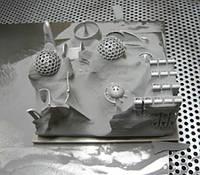 Пряме лазерне спікання металу