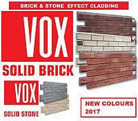 VOX SOLID BRICK  – фасадні панелі  (Цегла), фото 1