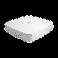 Dahua DH-NVR1A08-8P 8-канальный Smart 1U 8PoE сетевой видеорегистратор