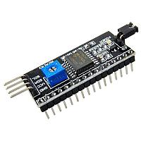 Драйвер дисплея PCF8574 Преобразователь I2C интерфейса в LCD1602