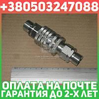⭐⭐⭐⭐⭐ Муфта разрывная евро клапан двухсторонняя Н.036.51.000к S27 (М22х1,5) (производство  Агро-Импульс.М.)  Н.036.51.000к S27 (М