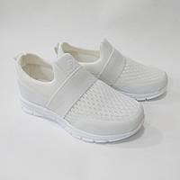 Кроссовки белые Lafonten (р.31-35)