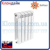 Биметаллический радиатор отопления DaVinci 500/100