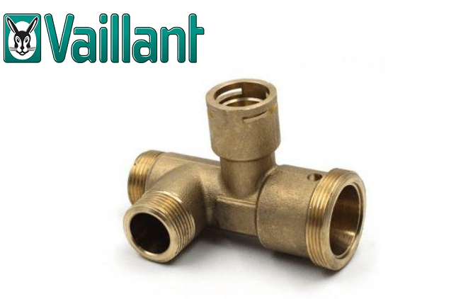3-х ходовой клапан (без сервопривода) для Vaillant, 0193013, 252457
