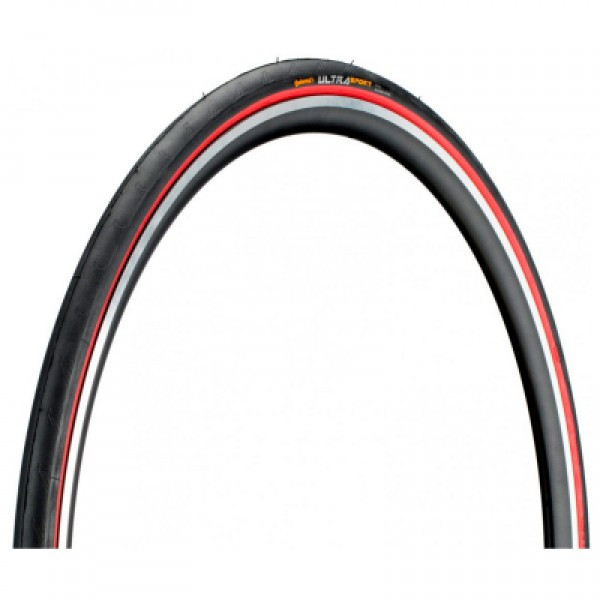 "Покрышка Continental Ultra Sport II, 28"" |700x23C, 23-622, Wire, PureGrip, Performance, Skin, 330гр."