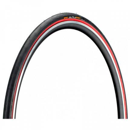 "Покрышка Continental Ultra Sport II, 28"", 700x25C, 25-622, Wire, PureGrip, Performance, Skin, 350гр., фото 2"