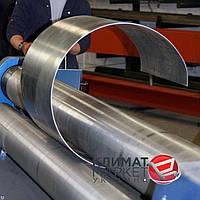 Вальцовка листового металла и труб, гибка листового металла, фото 1
