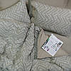 Постельное белье Вилюта - Tiare Wash 23 сатин жаккард евро, фото 2