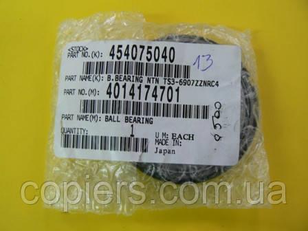 Подшипник Upper Fuser Ball Bearing  Bizhub 600/601/750, 454075040, 4014-1747-01