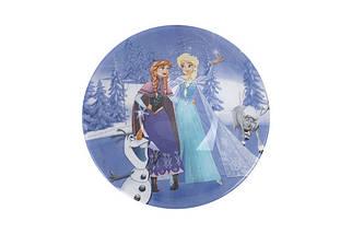 Детский набор посуды LUMINARC DISNEY FROZEN WINTER MAGIC 3 предмета (N5277), фото 2