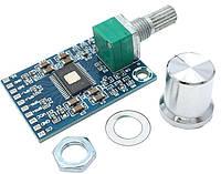 Підсилювач D клас 2*50 Вт TPA3116D2  стерео модуль с регулятором