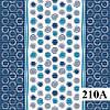 Коврики в рулонах Dekomarin 210 (размеры: 0.65м, 0.80м, 1.3м)