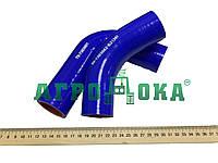 Набор патрубков радиатора МТЗ-80/82 силиконовые