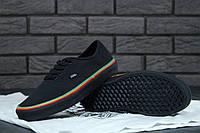 Кеды мужские Vans Authentic black