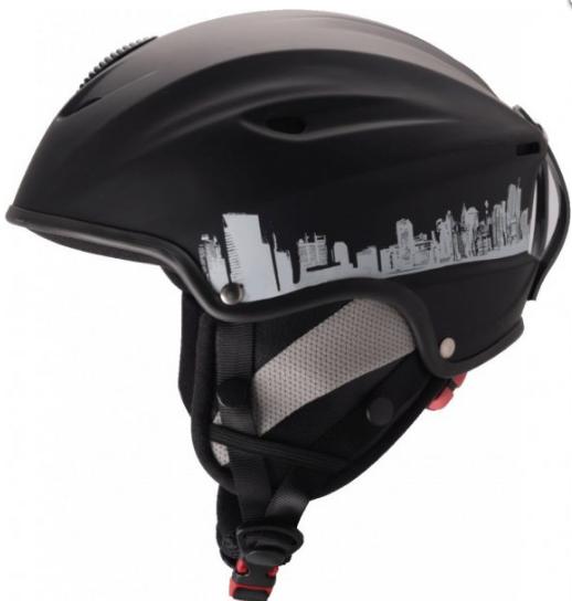 Шолом Destroyer Helmet  HiFi S (53-54)
