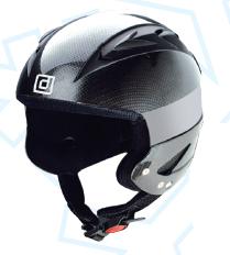 Шолом Destroyer Helmet Carbon S(55-56). Горнолыжный шолом