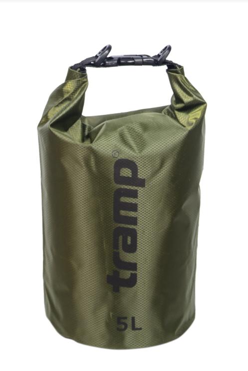 Гермомешок 5л. Tramp-olive. гермомешок. водонепроницаемая упаковка