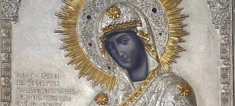 17 Апреля - День Празднования Иконы Божией Матери «Геронтисса»