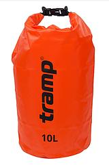 Гермомешок 10л. Tramp-orange. гермомешок. водонепроницаемая упаковка