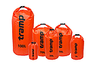 Гермомішок 10л. Tramp-orange. гермомешок. водонепроницаемая упаковка, фото 2