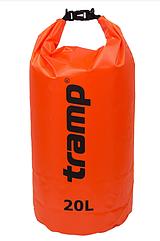 Гермомешок 20л. Tramp-orange. гермомешок. водонепроницаемая упаковка