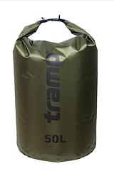 Гермомешок 50л. Tramp-olive. гермомешок. водонепроницаемая упаковка