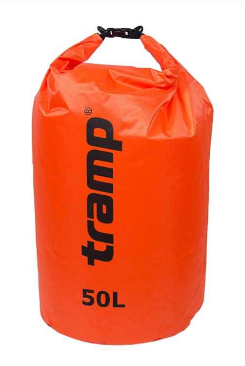 Гермомішок 50л. Tramp-orange