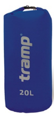 Гермомешок PVC 20 (синий). гермомешок. водонепроницаемая упаковка