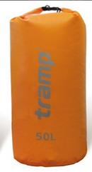 Гермомешок PVC 50 л (оранжевый). гермомешок. водонепроницаемая упаковка