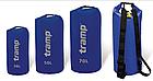 Гермомішок PVC 70л. (синій), фото 2