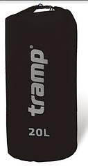 Гермомешок Nylon PVC 20 черный. гермомешок. водонепроницаемая упаковка