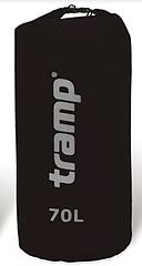 Гермомешок Nylon PVC 70 черный. гермомешок. водонепроницаемая упаковка