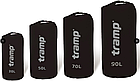 Гермомішок Nylon PVC 70 чорний. гермомешок. водонепроницаемая упаковка, фото 2