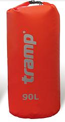 Гермомешок Nylon PVC 90 красный. гермомешок. водонепроницаемая упаковка