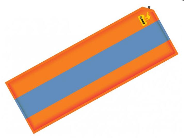 Cамонадувний коврик TRAMP TRI-006