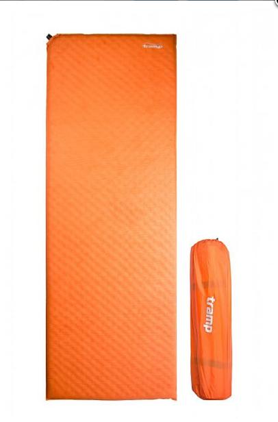 Самонадувающийся коврик с кнопками TRAMP TRI-021. Коврик. коврик туристический