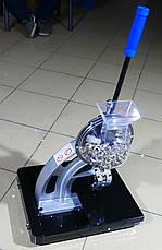 Напівавтоматичний механічний встановлювач люверсів Dix-Grommer AGM, фото 2