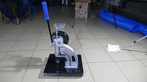 Напівавтоматичний механічний встановлювач люверсів Dix-Grommer AGM, фото 3