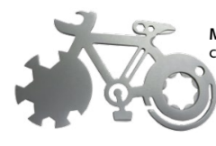 Карта-мультитул bicycle Tramp