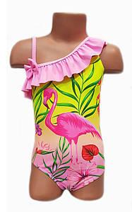 Купальник детский Фламинго