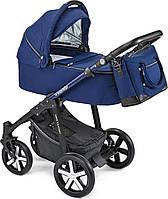 Универсальная коляска  2 в 1 Baby Design Lupo Comfort Limited 2019 | 13 NAVY BLUE